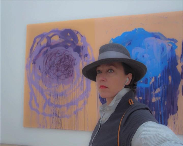 Daniela Butsch, Videostiil aus dem Videoloop, Hommage an Mark Rothko | Homage to Mark Rothko, E | D 2003, 1' 08