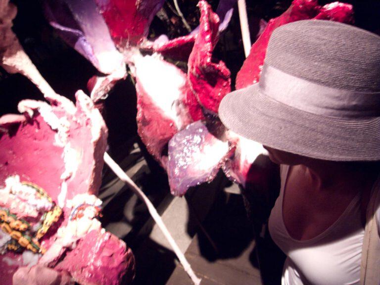 Daniela Butsch, io-in-Natalie-Djurberg, Biennale di Venezia, 2009