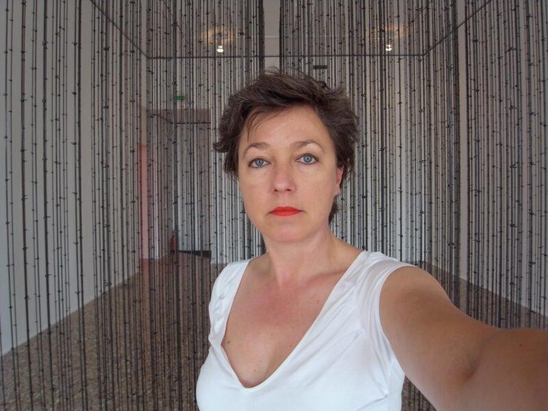 Daniela Butsch,Foto,Mona Hatoum. Interior Landscape