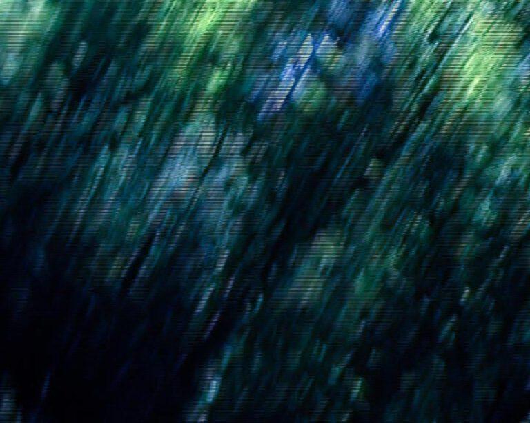 Daniela Butsch, Landschaft schnell | landscape fast, Videostill, 2003