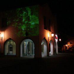 Daniela Butsch-Videoinstallation-elektronische Skulptur-Moor-Wettbewerb Zwischenwasser- Bad Aibling 2004